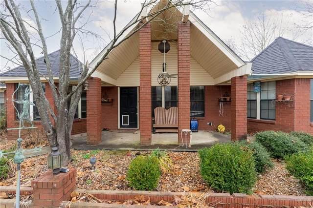 19029 Maple Street, Spiro, OK 74959 (MLS #1044219) :: Fort Smith Real Estate Company