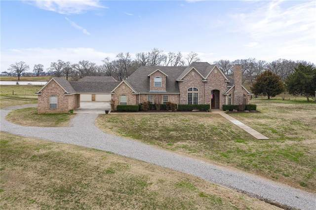 1013 New Town Road, Alma, AR 72921 (MLS #1044348) :: Fort Smith Real Estate Company