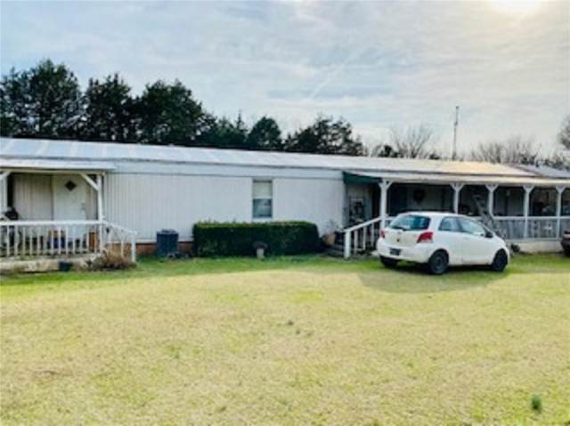 1014 Mattie Road, Mulberry, AR 72947 (MLS #1044441) :: Fort Smith Real Estate Company
