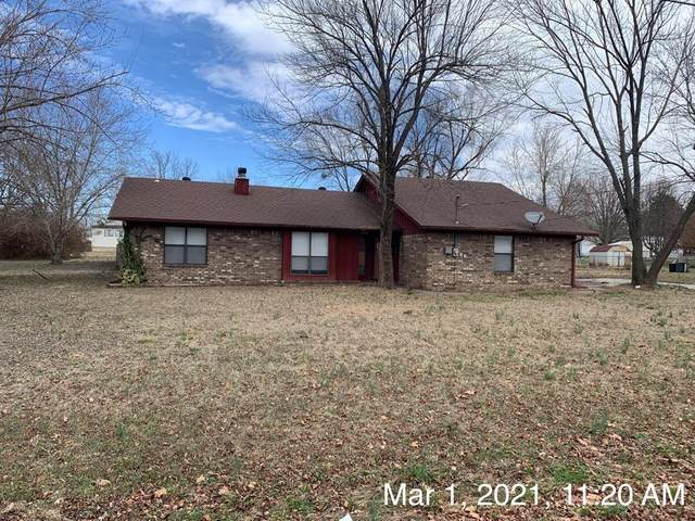 200 Marvin Street, Hackett, AR 72937 (MLS #1044549) :: Fort Smith Real Estate Company