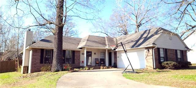 1331 Westridge Drive, Greenwood, AR 72936 (MLS #1044583) :: Fort Smith Real Estate Company