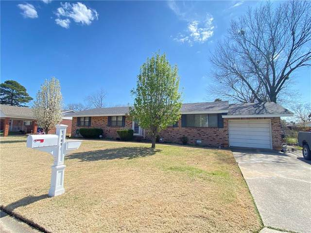 1706 Magnolia Drive, Fort Smith, AR 72908 (MLS #1044604) :: Fort Smith Real Estate Company