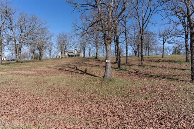 Lot 321 Crestline Drive, Hackett, AR 72937 (MLS #1044669) :: Fort Smith Real Estate Company