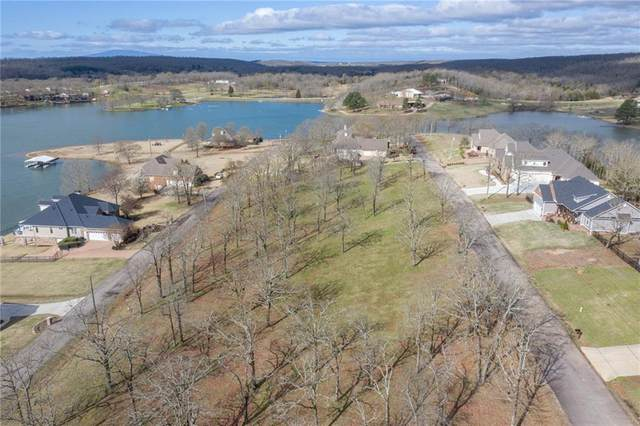 Lot 315 Crestline Drive, Hackett, AR 72937 (MLS #1044682) :: Fort Smith Real Estate Company