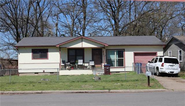 33 Northwood Drive, Fort Smith, AR 72904 (MLS #1044712) :: Fort Smith Real Estate Company