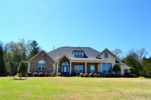 6929 E Highway 252, Greenwood, AR 72936 (MLS #1044723) :: Fort Smith Real Estate Company
