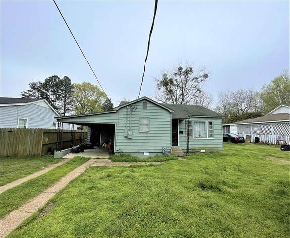 907 W Gibson Street, Ozark, AR 72949 (MLS #1044768) :: Fort Smith Real Estate Company