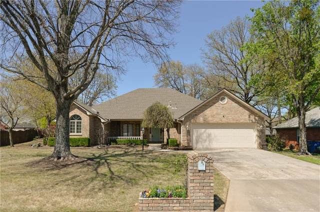 2305 Rannoch Lane, Fort Smith, AR 72908 (MLS #1044774) :: Fort Smith Real Estate Company