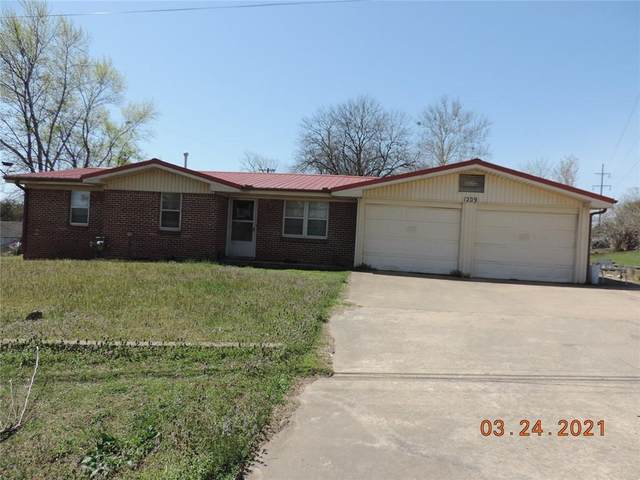 1209 18th Street, Ozark, AR 72949 (MLS #1044777) :: Fort Smith Real Estate Company