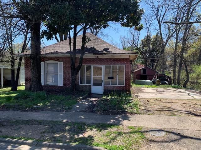 1718 Poplar Street, Van Buren, AR 72956 (MLS #1045812) :: Fort Smith Real Estate Company