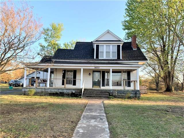 1633 Hwy 64, Mulberry, AR 72947 (MLS #1045819) :: Fort Smith Real Estate Company
