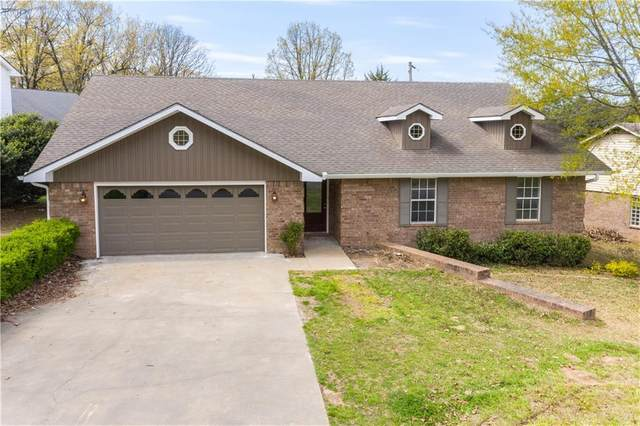 850 Country Club Drive, Greenwood, AR 72936 (MLS #1045838) :: Fort Smith Real Estate Company