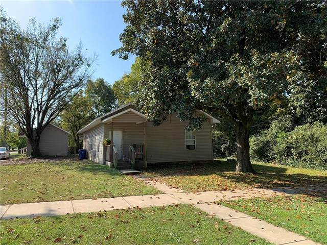 1922 N L Street, Fort Smith, AR 72901 (MLS #1045842) :: Fort Smith Real Estate Company