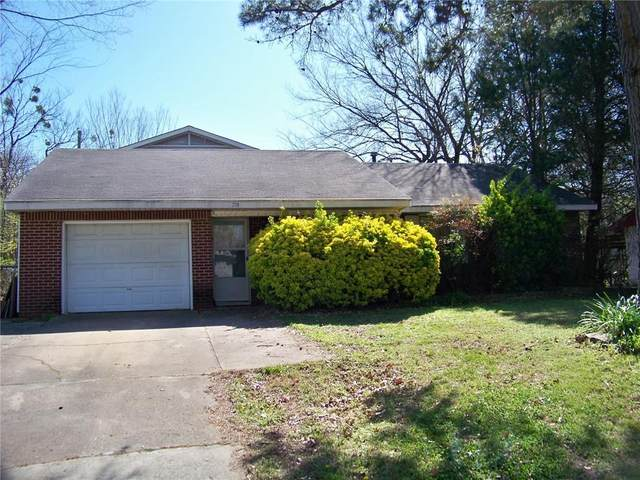 2318 N. 55th Lane, Fort Smith, AR 72904 (MLS #1045847) :: Fort Smith Real Estate Company