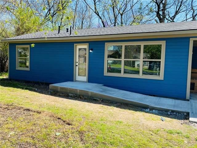 606 Hardin Street, Van Buren, AR 72956 (MLS #1045860) :: Fort Smith Real Estate Company