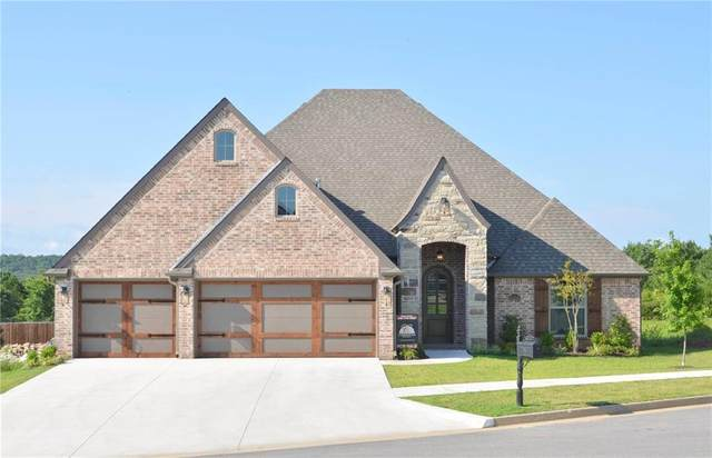 8404 Stoneshire Drive, Fort Smith, AR 72916 (MLS #1045880) :: Fort Smith Real Estate Company