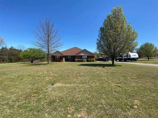 8490 Willow Creek Drive, Van Buren, AR 72956 (MLS #1045910) :: Fort Smith Real Estate Company