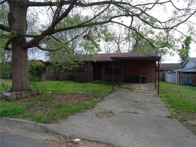 1007 M Street, Barling, AR 72923 (MLS #1045913) :: Fort Smith Real Estate Company