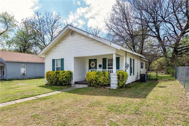 5014 28th Street, Fort Smith, AR 72901 (MLS #1045937) :: Fort Smith Real Estate Company