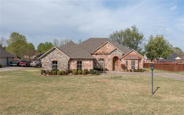 12000 Maple Park Drive, Fort Smith, AR 72916 (MLS #1045957) :: Fort Smith Real Estate Company