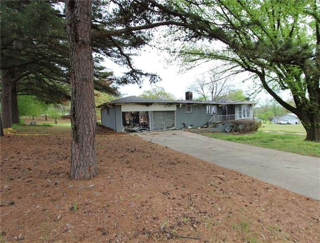 22 Dark Hollow Lane, Van Buren, AR 72956 (MLS #1045979) :: Fort Smith Real Estate Company
