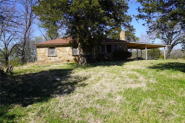 175 Byrd Vaught Lane, Mena, AR 71953 (MLS #1045984) :: Fort Smith Real Estate Company