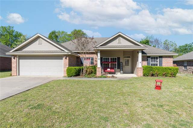 209 S 14th Street, Lavaca, AR 72941 (MLS #1045991) :: Fort Smith Real Estate Company