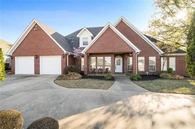 1305 Valley View Street, Van Buren, AR 72956 (MLS #1045994) :: Fort Smith Real Estate Company