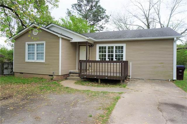 5218 Plum Street, Fort Smith, AR 72904 (MLS #1045997) :: Fort Smith Real Estate Company
