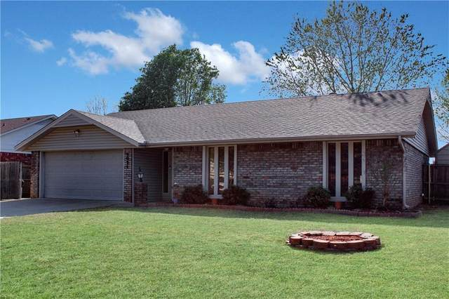 9024 Bryn Mawr Circle, Fort Smith, AR 72908 (MLS #1045998) :: Fort Smith Real Estate Company