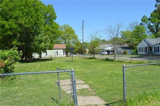 311 Clayton Avenue, Poteau, OK 74953 (MLS #1046010) :: Fort Smith Real Estate Company