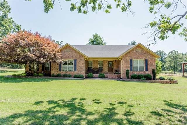 4808 S Hwy 252, Charleston, AR 72923 (MLS #1046011) :: Fort Smith Real Estate Company