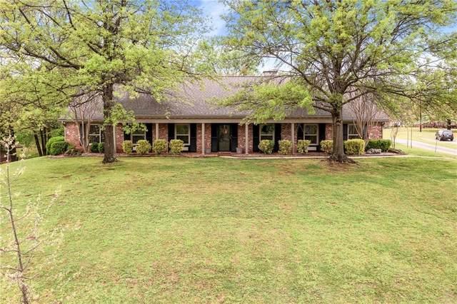 5 Westward Street, Van Buren, AR 72956 (MLS #1046038) :: Fort Smith Real Estate Company