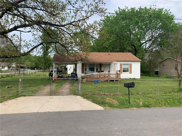 3221 Emrich Street, Fort Smith, AR 72904 (MLS #1046049) :: Fort Smith Real Estate Company