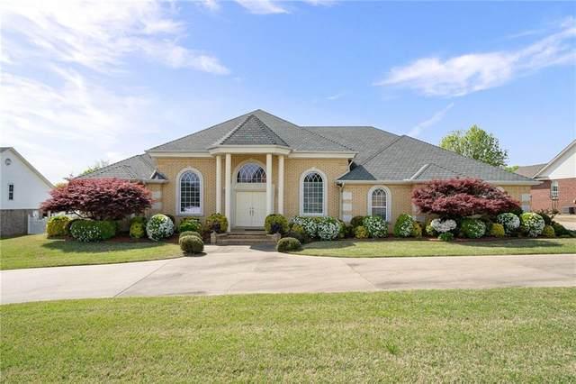 11206 Vista Ridge Court, Fort Smith, AR 72916 (MLS #1046062) :: Fort Smith Real Estate Company