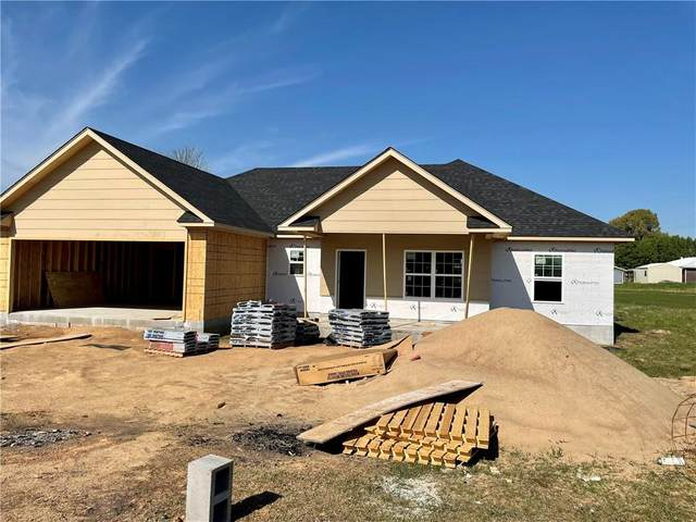 104 Meadow Drive, Roland, OK 74954 (MLS #1046074) :: Fort Smith Real Estate Company