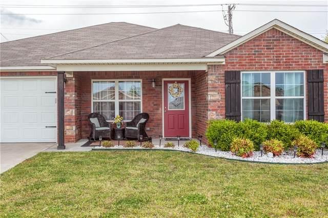 307 Regency Drive, Barling, AR 72923 (MLS #1046088) :: Fort Smith Real Estate Company