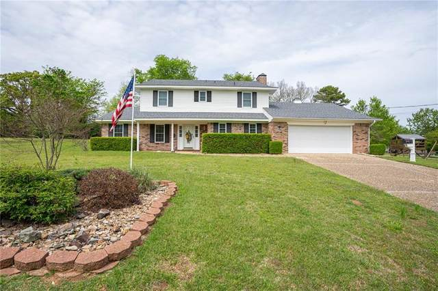 110 Ithaca Street, Greenwood, AR 72936 (MLS #1046131) :: Fort Smith Real Estate Company