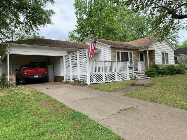 517 N 17 Street, Van Buren, AR 72956 (MLS #1046141) :: Fort Smith Real Estate Company