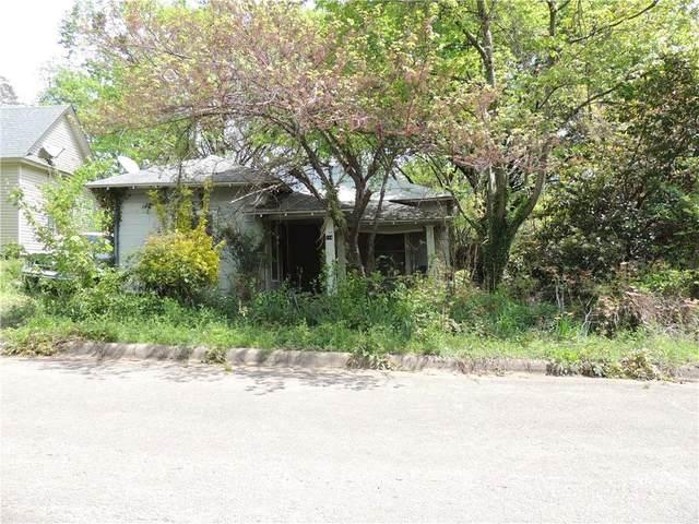 114 Henry Street, Van Buren, AR 72956 (MLS #1046145) :: Fort Smith Real Estate Company