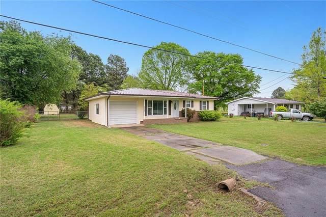 5129 Eastgate Road, Van Buren, AR 72956 (MLS #1046148) :: Fort Smith Real Estate Company