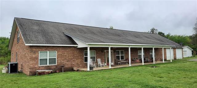 21475 E South Rr, Howe, OK 74940 (MLS #1046156) :: Fort Smith Real Estate Company
