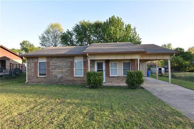 3806 Todd Street, Van Buren, AR 72956 (MLS #1046164) :: Fort Smith Real Estate Company