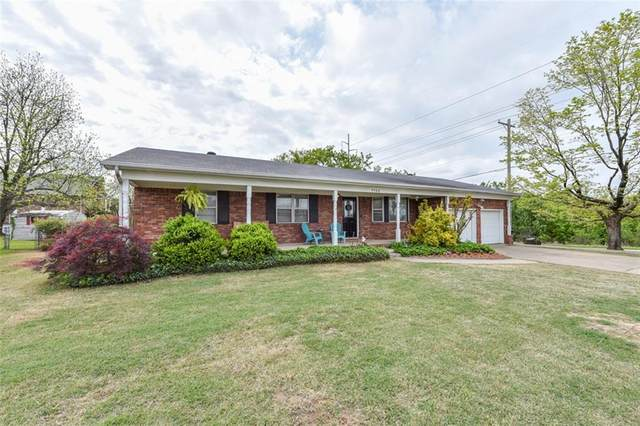 7700 Southridge Drive, Fort Smith, AR 72908 (MLS #1046185) :: Fort Smith Real Estate Company