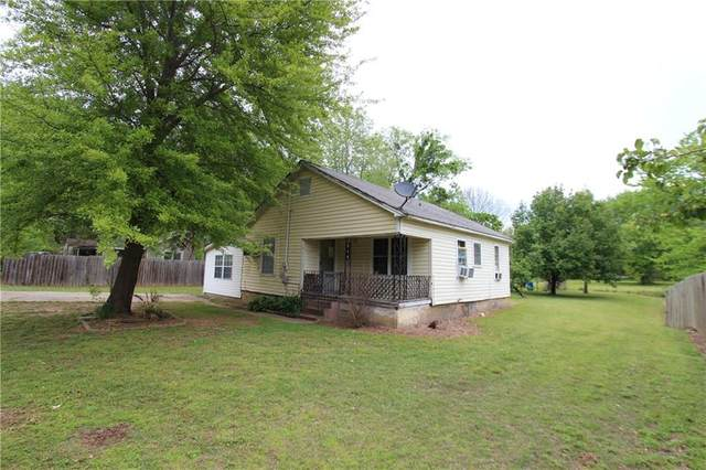 518 Alma Avenue, Mulberry, AR 72947 (MLS #1046216) :: Fort Smith Real Estate Company