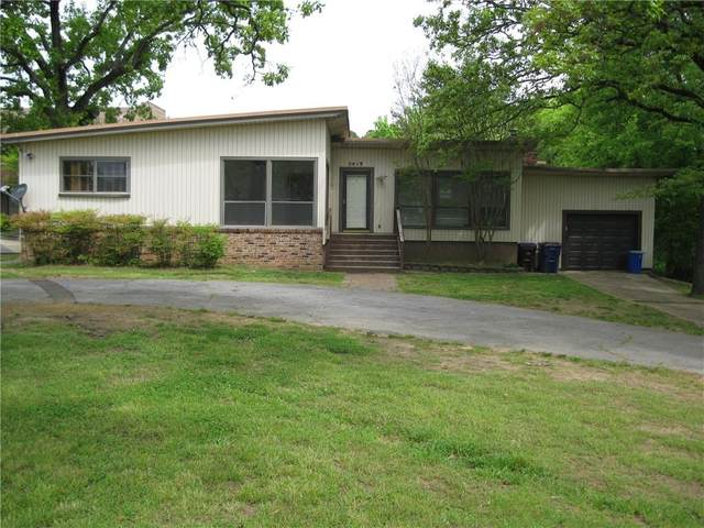 5419 Free Ferry Road, Fort Smith, AR 72903 (MLS #1046246) :: Fort Smith Real Estate Company