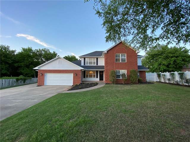 10715 Saint Michael Court, Fort Smith, AR 72908 (MLS #1046268) :: Fort Smith Real Estate Company