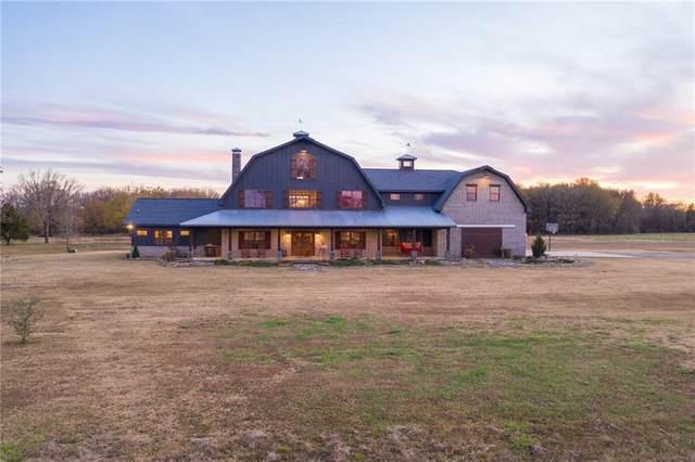 17339 Mcdonald Road, Spiro, OK 74959 (MLS #1046272) :: Fort Smith Real Estate Company