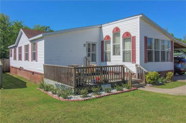 1007 J Street, Barling, AR 72923 (MLS #1046306) :: Fort Smith Real Estate Company