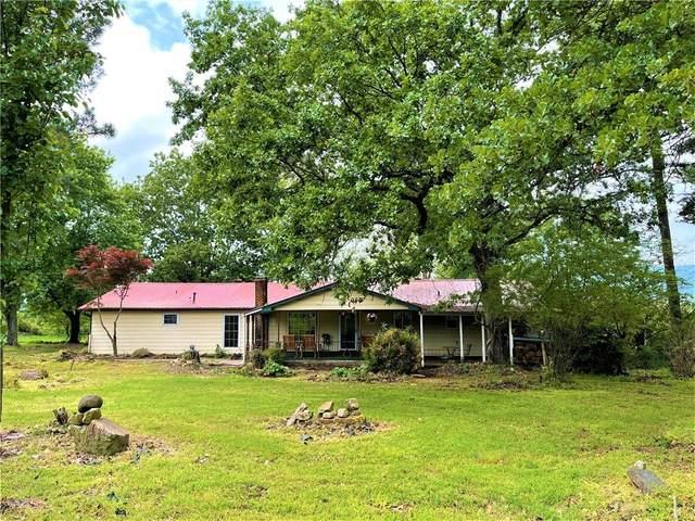 110 Pr 3121, Hartman, AR 72840 (MLS #1046343) :: Fort Smith Real Estate Company